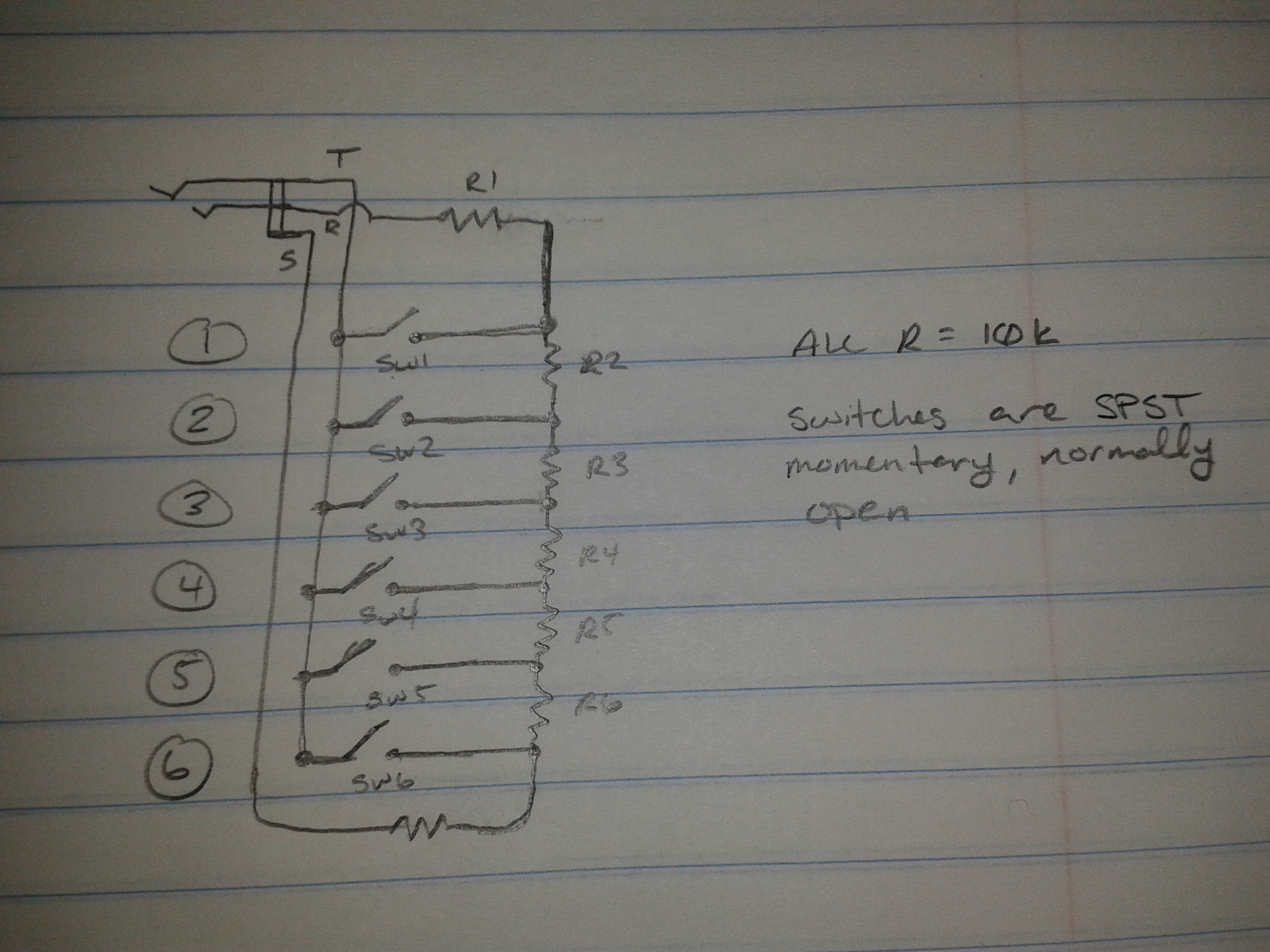 Tc Helicon Switch 6 Schematic Just Jamie Singer Pedal Wiring Diagram Following The Pcb Traces And Confirmed By Testing With A Multimeter Reveal This To Be Of Device